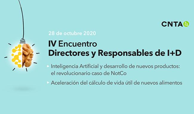 IV Encuentro de Directores y Responsables de I+D