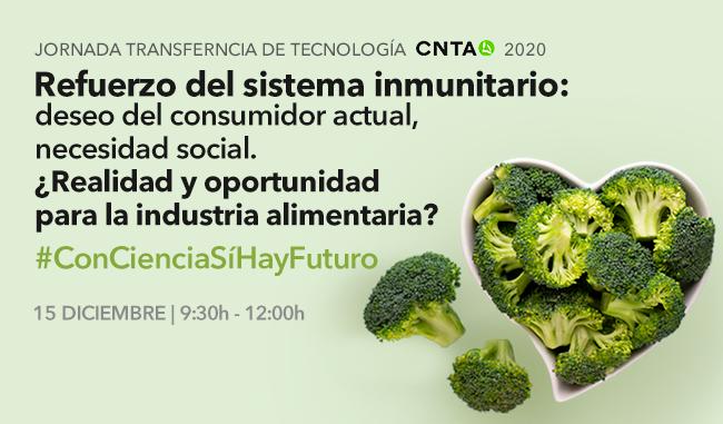 Refuerzo del sistema inmunitario: deseo del consumidor actual, necesidad social. ¿Realidad y oportunidad para la industria alimentaria?